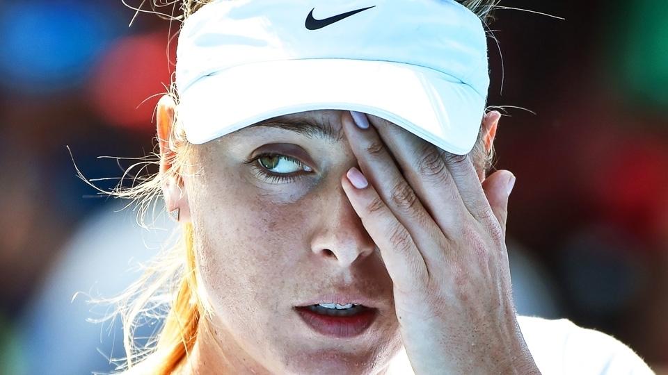 Sharapova reforça crença em absolvição e reclama de repercussão de caso