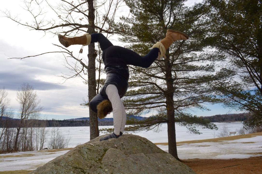 Fim de semana em Jackman, Maine
