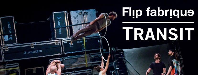 TRANSIT – Novo Show de Circo da Companhia Flip Fabrique