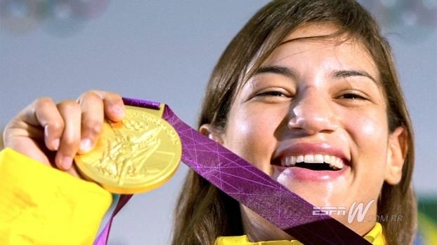 Sarah Menezes faz aniversário e sonha com presente nos Jogos Olímpicos