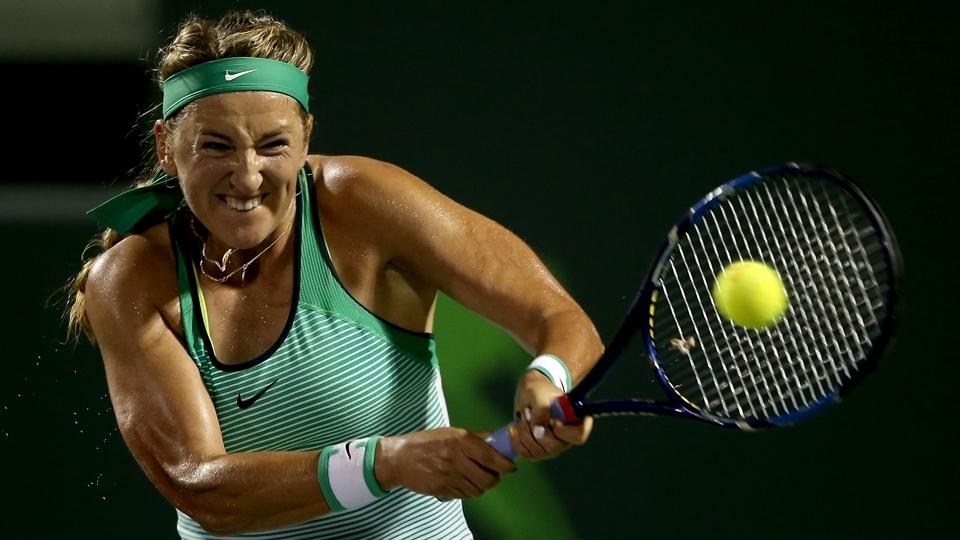Após 'dobradinha' nos EUA, Azarenka volta ao top 5 da WTA