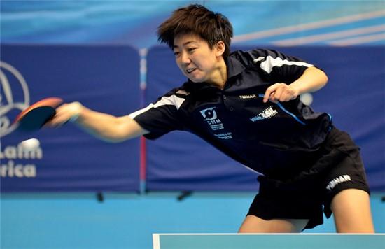 Tênis de Mesa: Brasil garante vagas nos torneios individual e por equipes no Rio'16