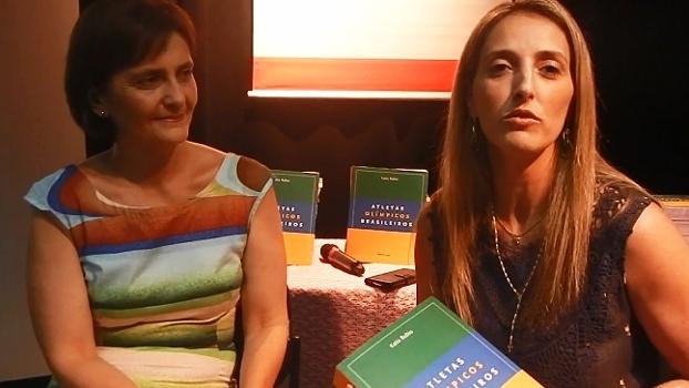 Katia Rubio destaca 'pesquisa inédita' do livro 'Atletas Olímpicos Brasileiros' e fala sobre evolução das mulheres no cenário esportivo