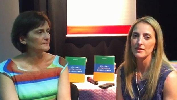 Danielle Zangrando destaca homenagem de Katia Rubio a atletas olímpicos