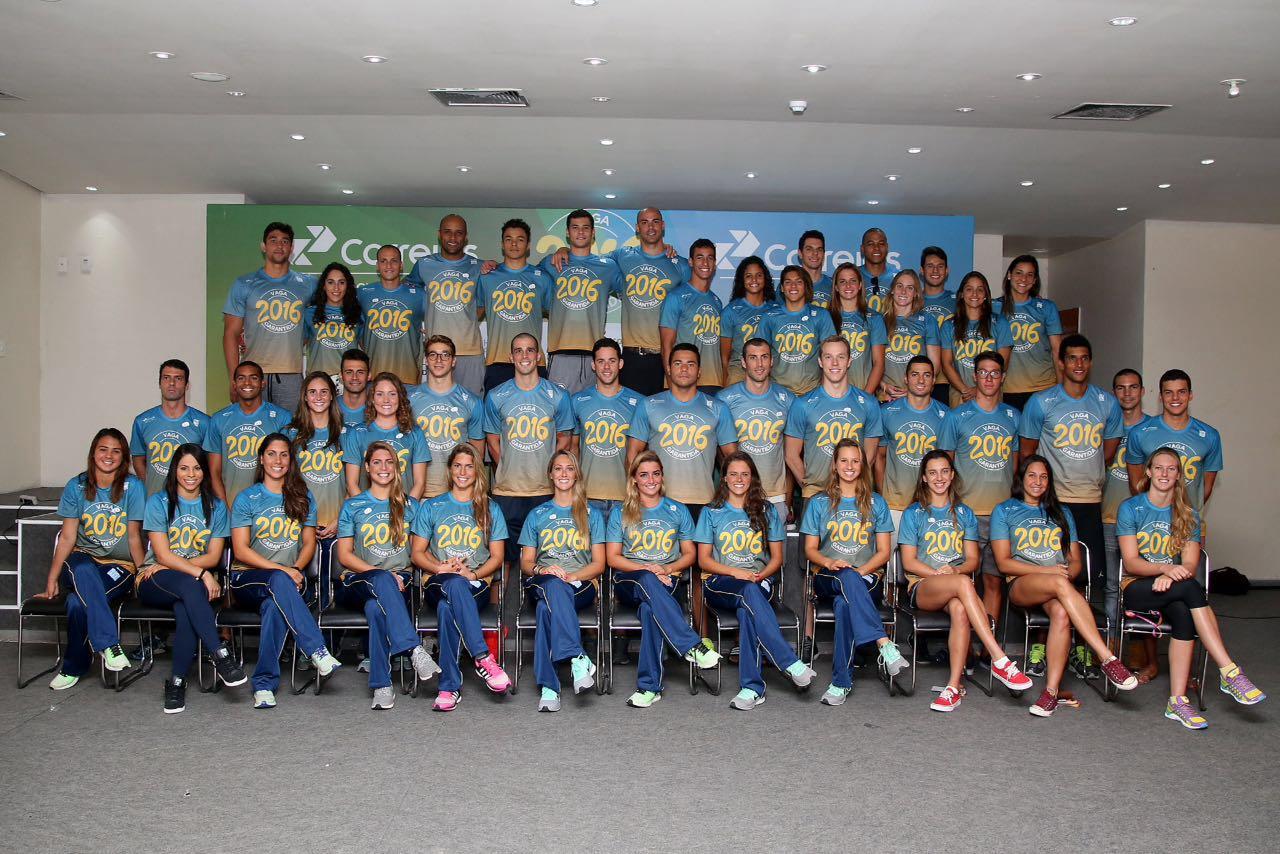 Seleção Olímpica de Natação parte 3 – As Mina