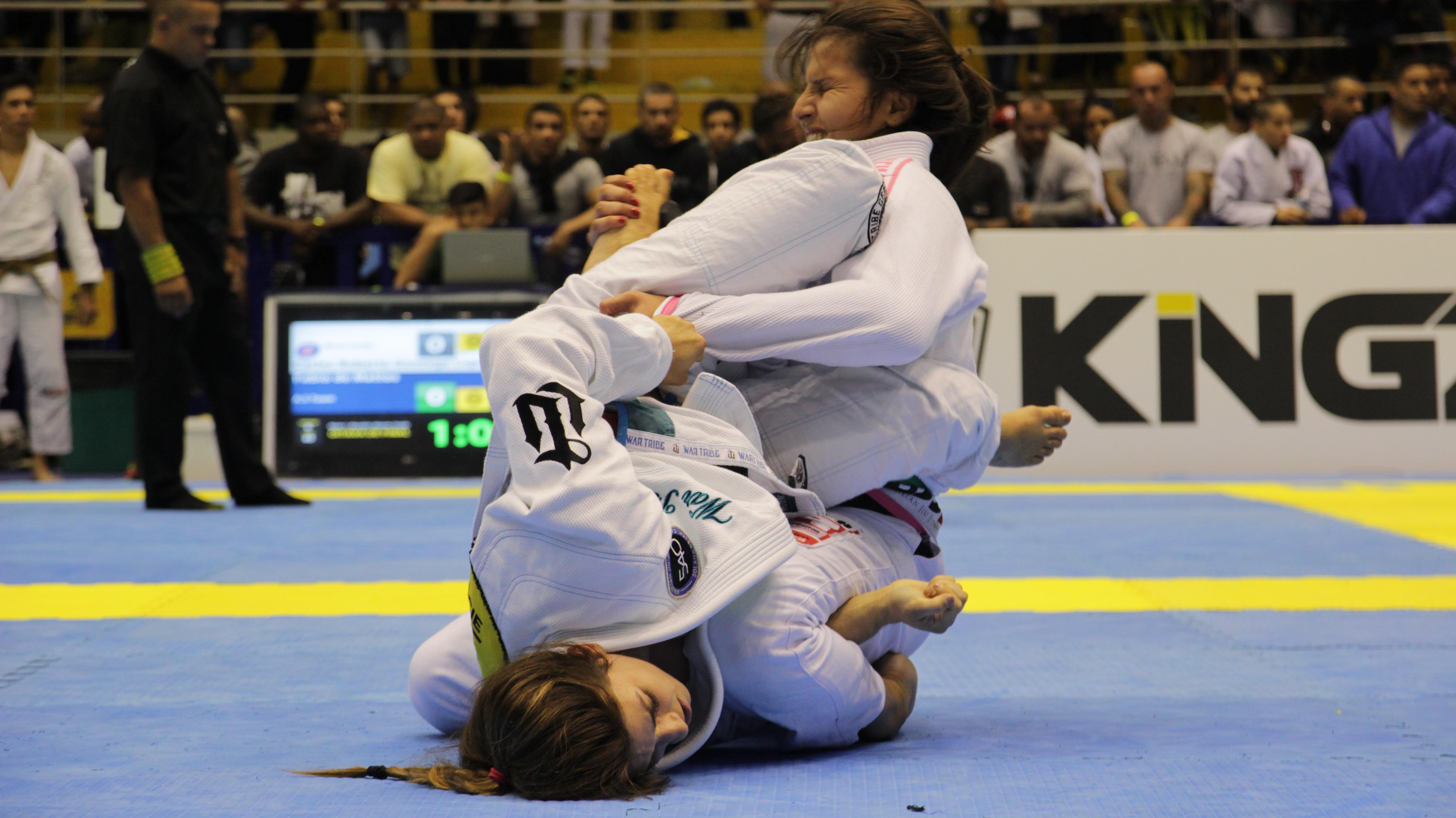 A ascensão feminina no Jiu Jitsu