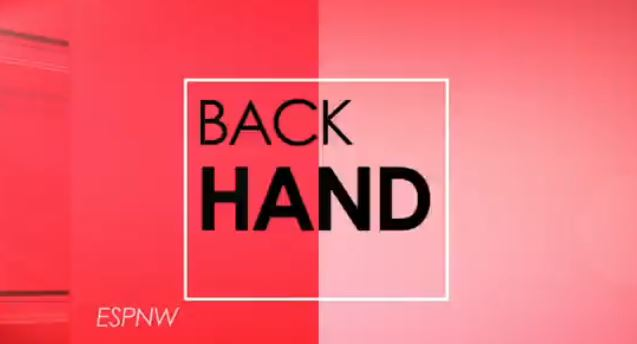 Dadá Vieira explica empunhadura do backhand e mostra o movimento