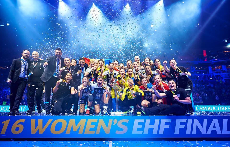 Brasileiras brilham na decisão da Champions League feminina de Handebol