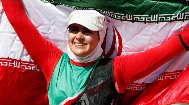 Zhara: um exemplo de superação no Irã – Bjj Girls Mag