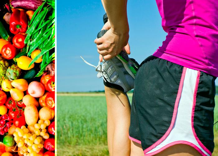 A importância da nutrição para o atleta em provas de corrida