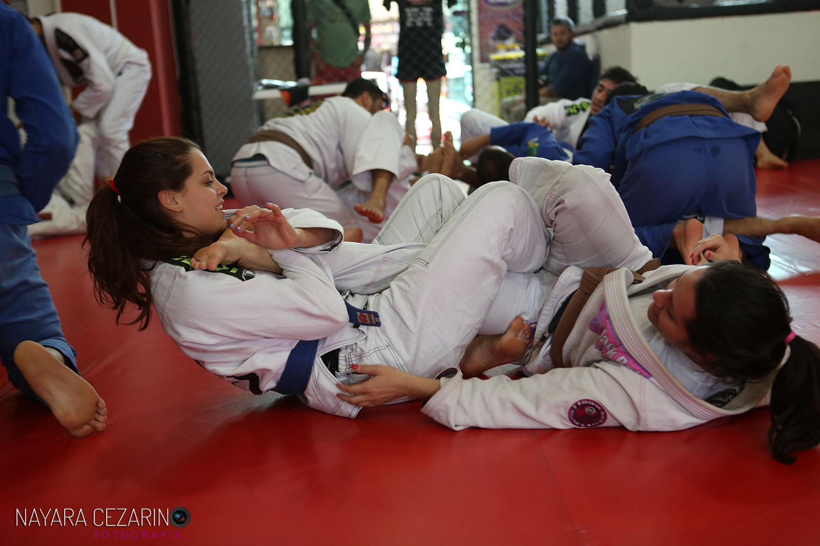 Em um relacionamento sério com o Jiu Jitsu