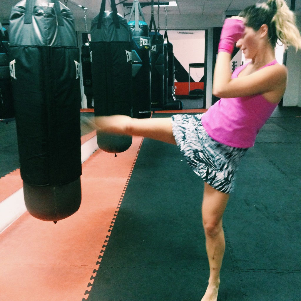 Muay Thai Girl