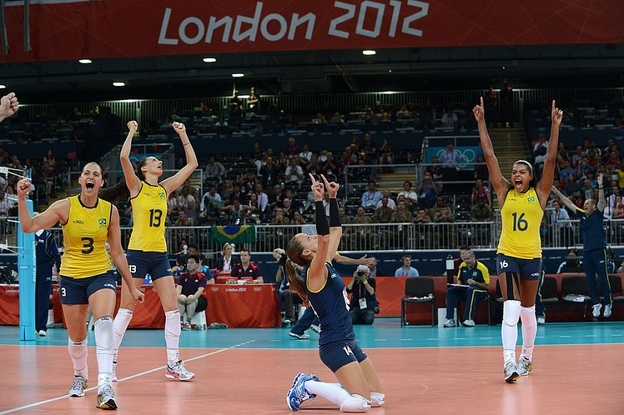 Bom presságio. No mesmo grupo da seleção brasileira para o Rio 2016, Rússia e Japão também estiveram no caminho do ouro em 2008 e 2012