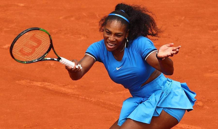Como se vestem e qual equipamento usam algumas das principais favoritas em Roland Garros
