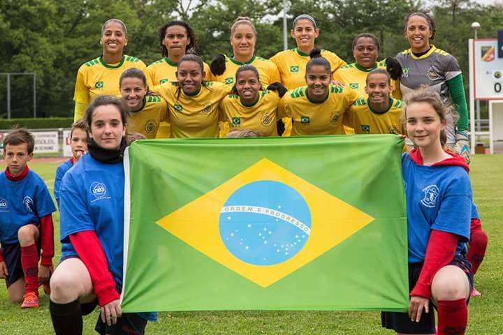 Brasil chega à final deixando Estados Unidos e Alemanha para trás