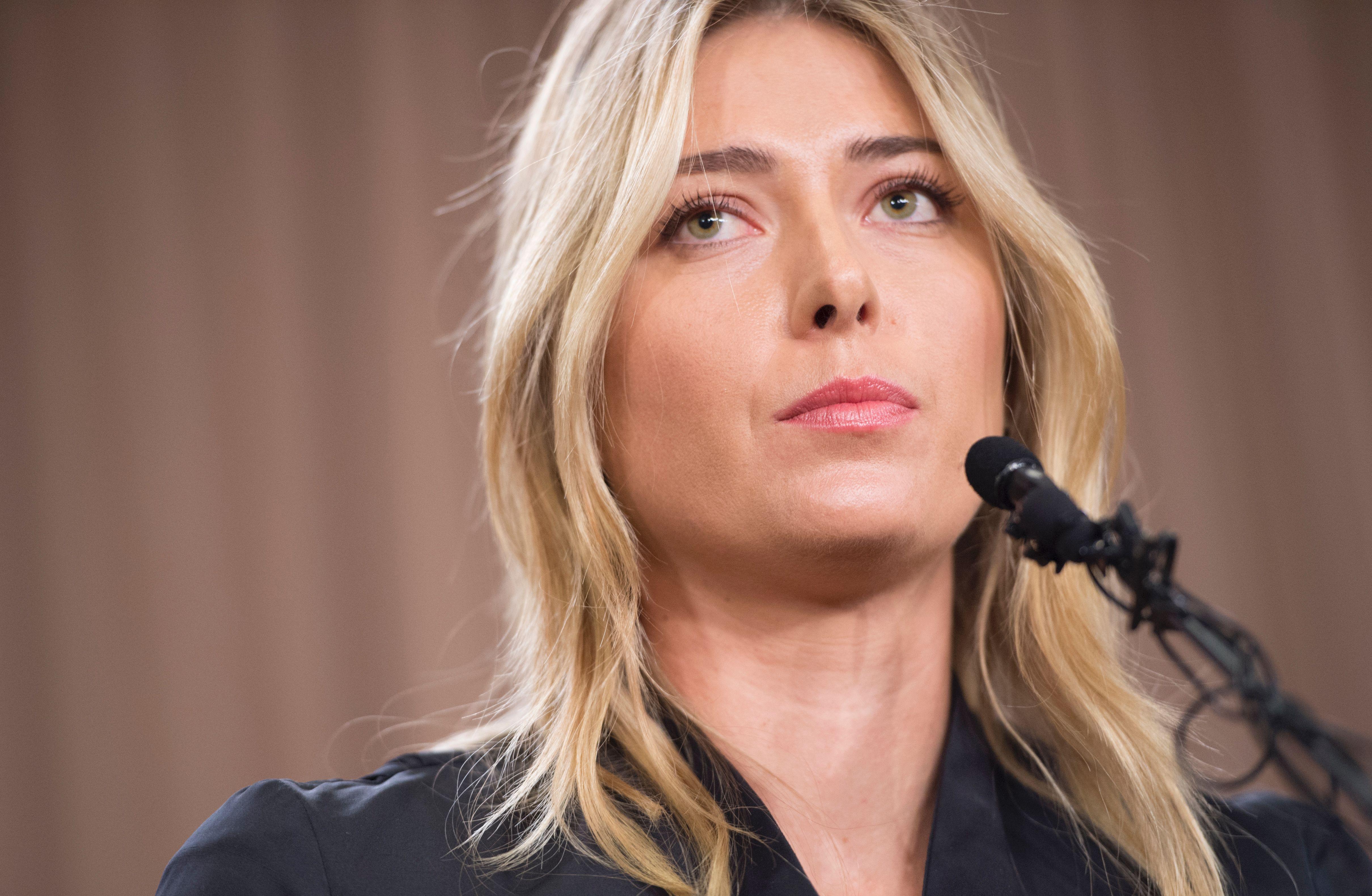 Doping de Sharapova pode deixar lista dos 100 ricaços do esporte com só uma mulher