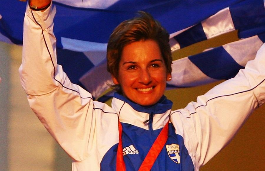 Nos Jogos Rio-2016, velejadora fará história como primeira mulher porta-bandeira da Grécia na Cerimônia de Abertura