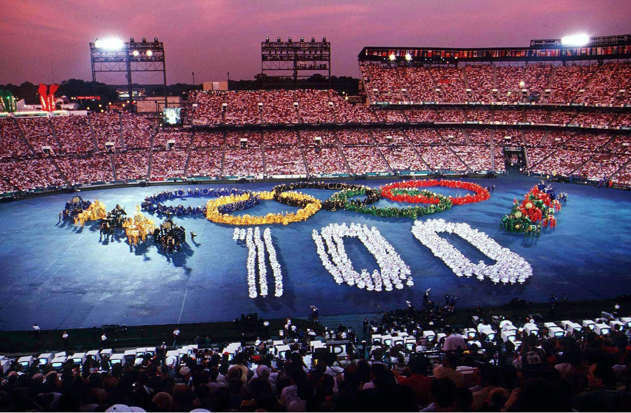 Atlanta celebra 20 anos dos Jogos na cidade, palco das primeiras medalhas femininas do Brasil