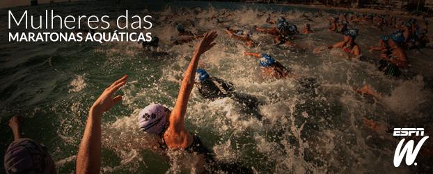 Brasileiras estão entre as favoritas ao pódio das Maratonas Aquáticas nos Jogos Olímpicos