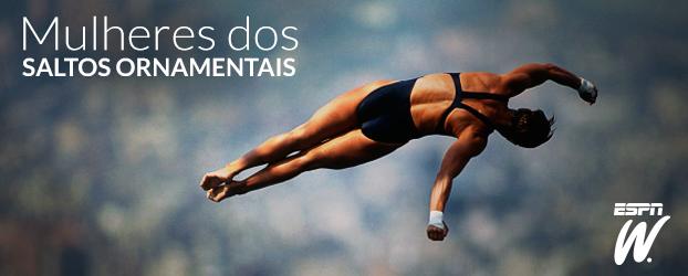 Veterana Juliana Veloso faz história e comanda saltos ornamentais do Brasil nos Jogos Olímpicos