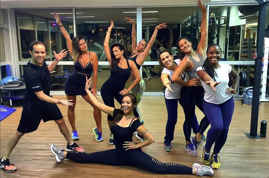 Stiletto Dance e Dance Clip unem dança e atividade física para trabalhar saúde e auto-estima