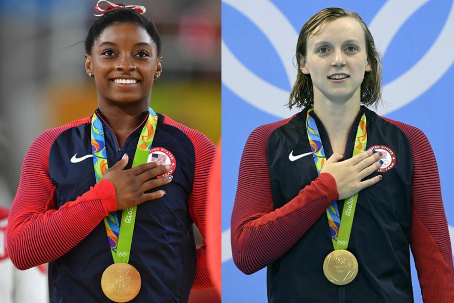 Mulheres – e não homens – são as grandes responsáveis pelos EUA serem a maior potência olímpica do mundo
