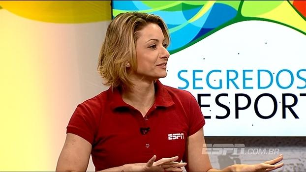 Com apenas uma medalha, Flávia Delaroli faz balanço da natação na Olimpíada do Rio de Janeiro