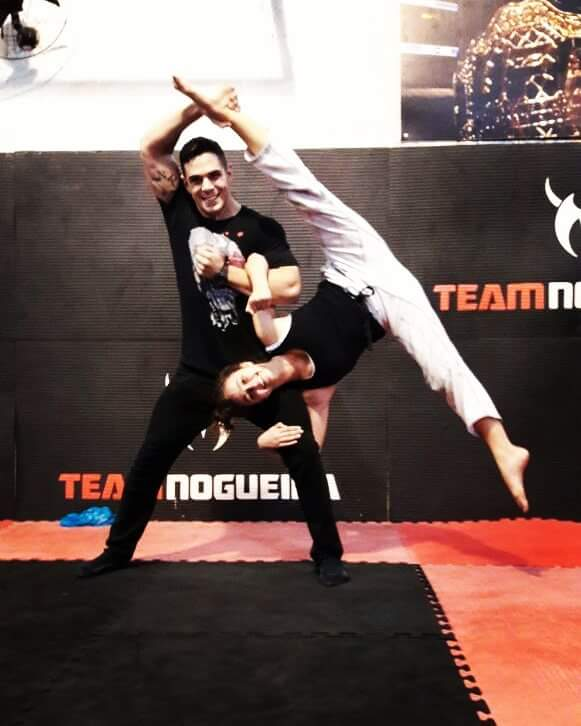 Ballet e Jiu Jitsu SIM. Porque você pode ser o que quiser!
