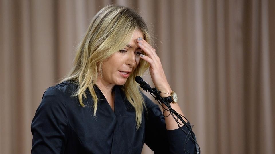 CAS reduz pena, e Sharapova pode voltar ao tênis em abril