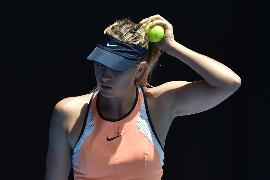 Confira os desafios que Sharapova vai encarar quando voltar a jogar