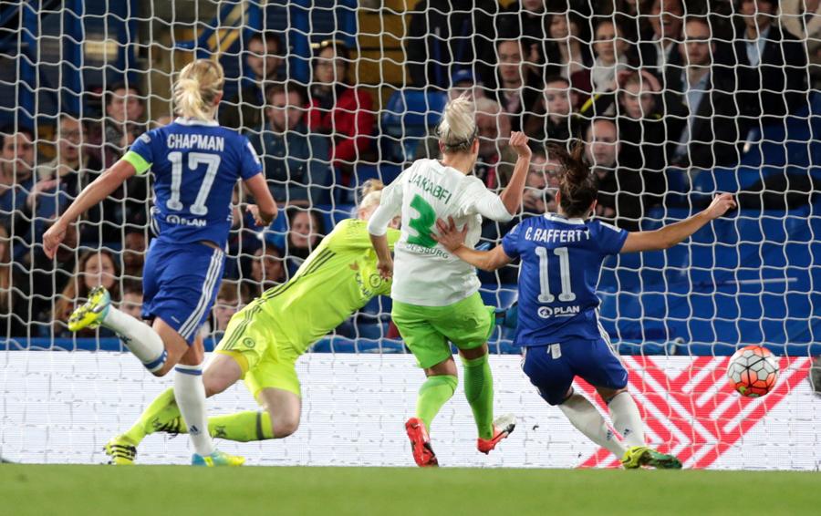 Rodada decisiva da Champions League feminina define equipes classificadas às oitavas