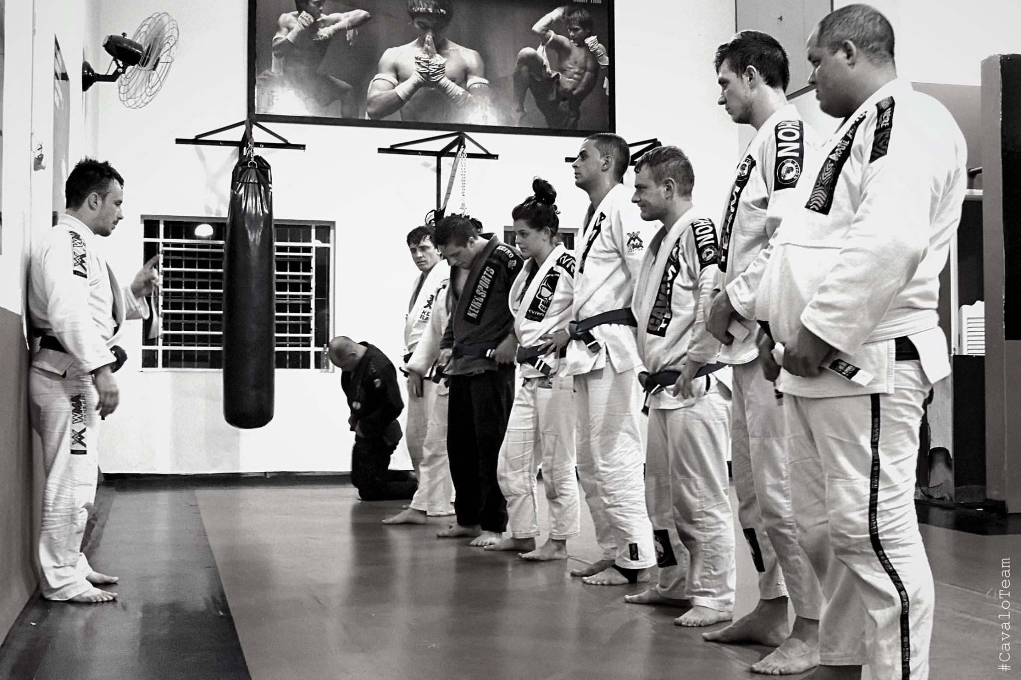 Viver do jiu jitsu ou viver o jiu jitsu?