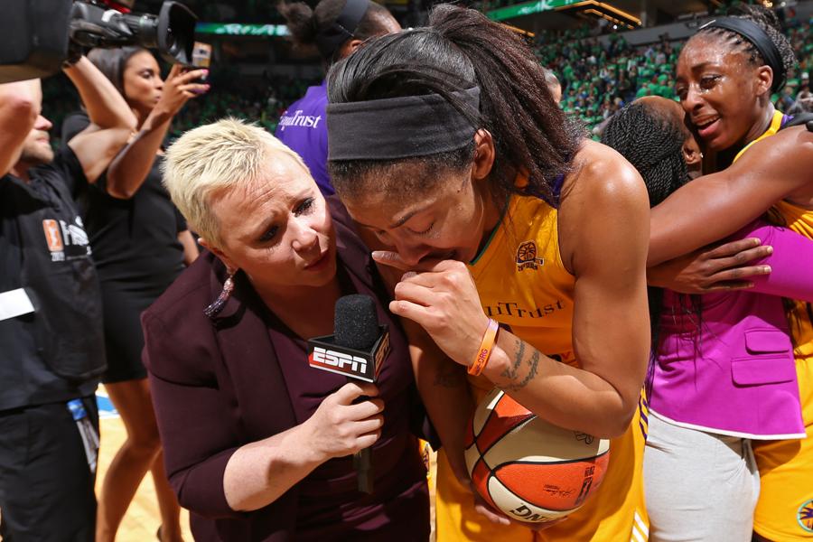 Conheça mais sobre Pat Summitt, a mulher que fez a MVP das finais da WNBA chorar