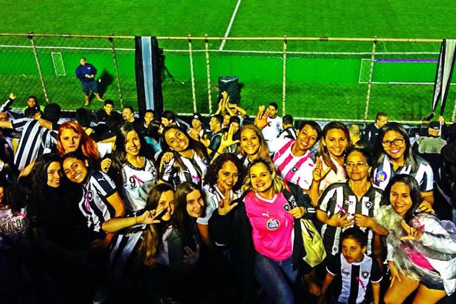 A luta das mulheres e o #HeForShe nos estádios