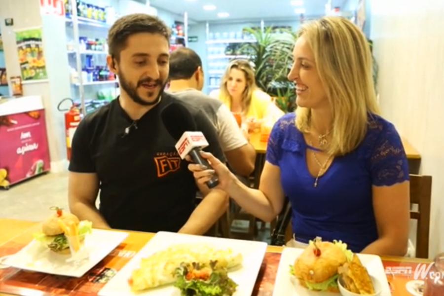 Rumo à 21k Noronha, Dani Zangrando aprende como reforçar a alimentação com suplementos