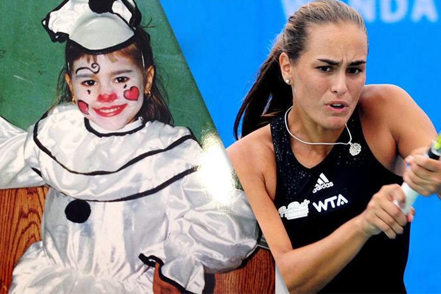 Veja fotos de infância de grandes atletas no Dia das Bruxas