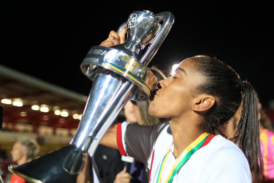 Audax-Corinthians bate São José e é campeão da Copa do Brasil feminina