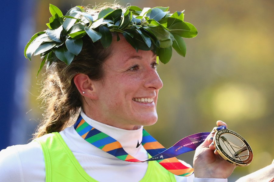 Fenomenal: Tatyana McFadden vence Maratona de Nova York pela quinta vez e se iguala à maior vencedora entre cadeirantes