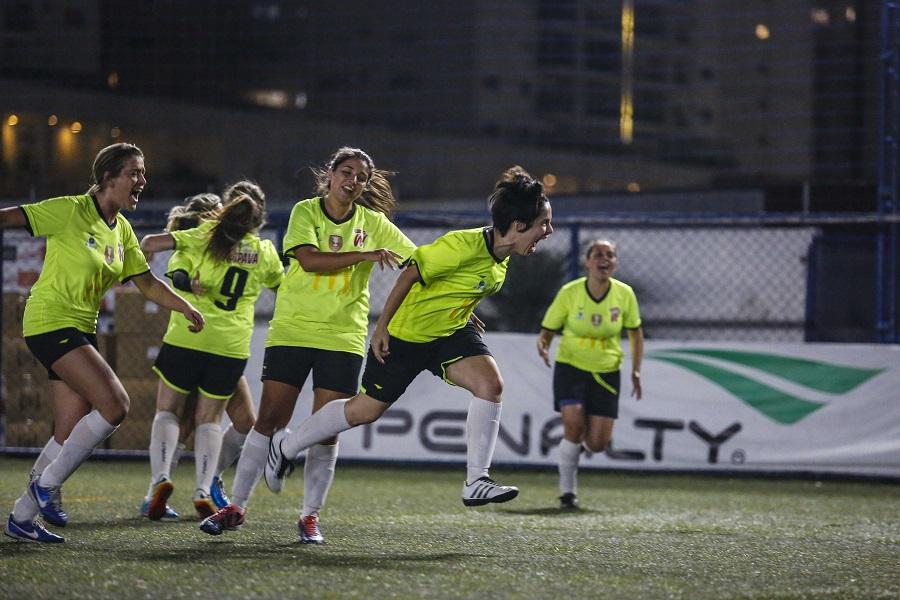 'Não conseguia me mexer', conta jogadora que sofreu grave contusão na final da Copa ACEESP