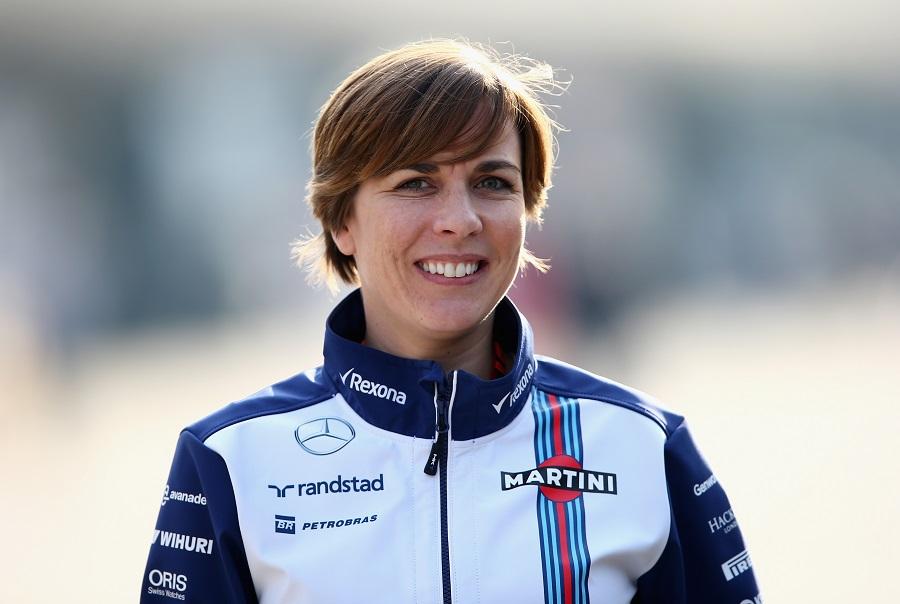 Claire Williams é a condutora do ressurgimento de uma gigante da Formula 1