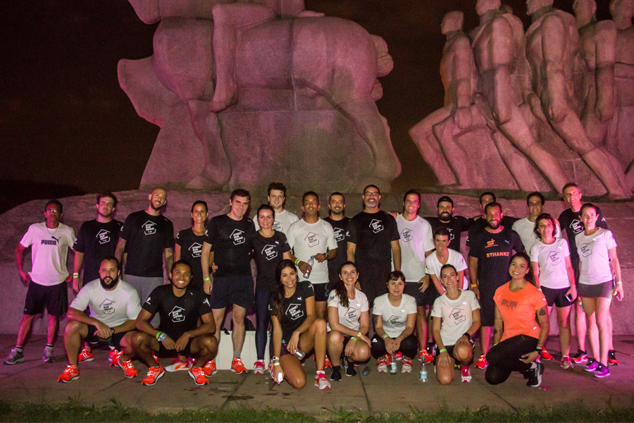 Gosta de corrida noturna? Conheça o Street Run Squad