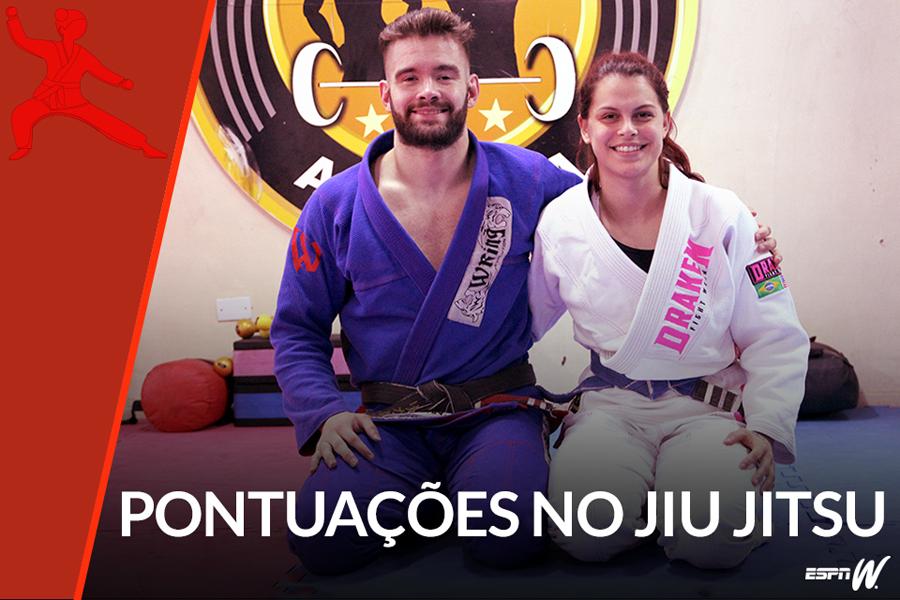 [SÉRIE ESPECIAL] Pontuações no Jiu Jitsu – Introdução
