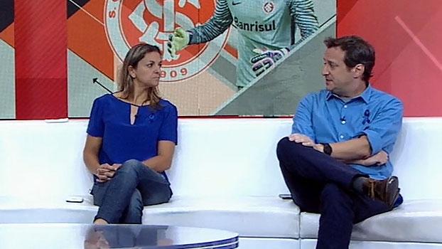 Gian e Ju Cabral detonam música de torcida corintiana para Fernandão: 'Reflete a estupidez humana'