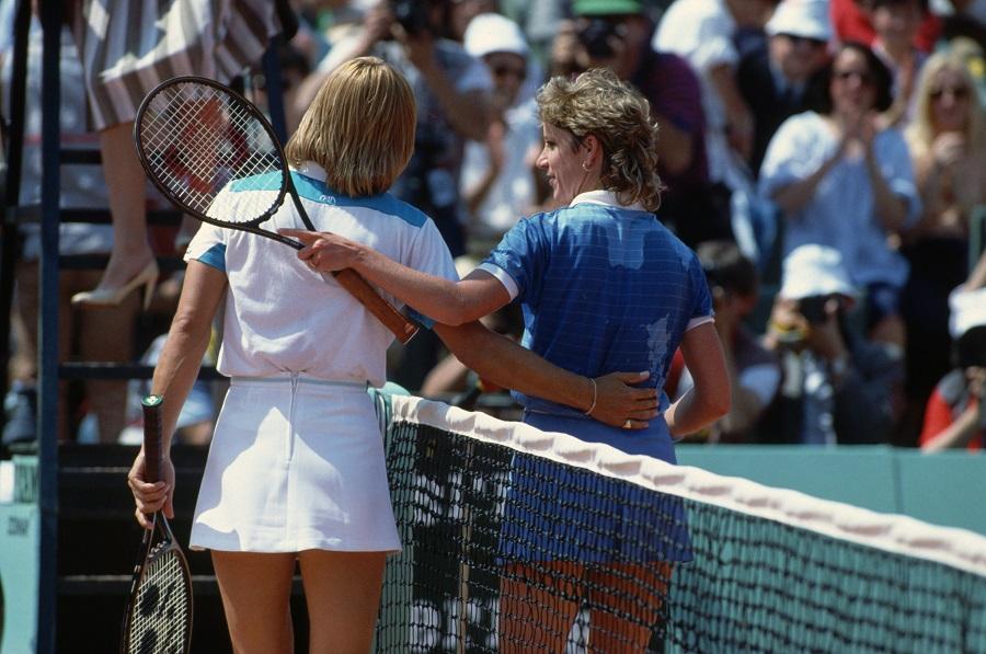 Amizade entre duas das maiores tenistas da história é tema de documentário da ESPN