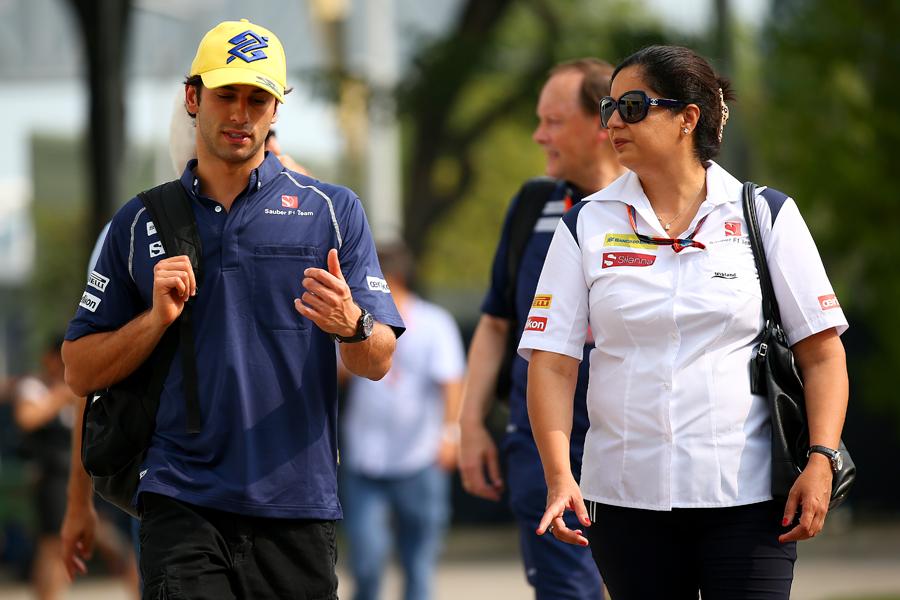 Saiba quem é a mulher que pode definir o destino do Brasil na F1 em 2017