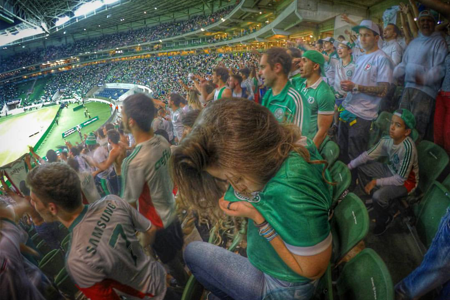 Uma declaração de amor ao campeão brasileiro