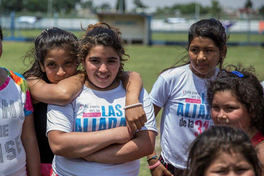 Festival na Argentina mostrou como o futebol pode ser instrumento de transformação social
