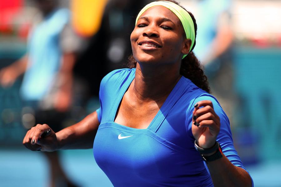 Treinar nas férias? Para Serena Williams, só com dança