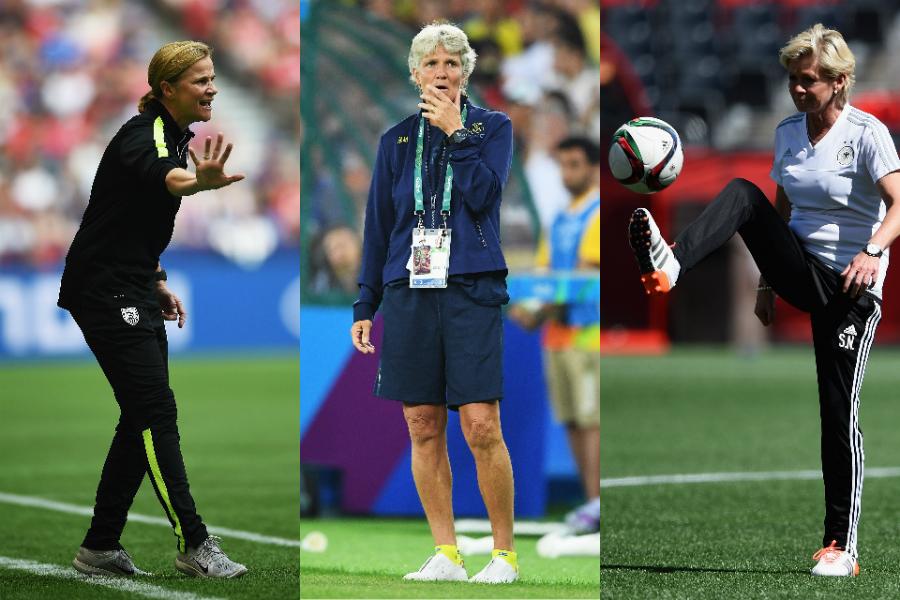 Três mulheres e um desejo: o prêmio FIFA de melhor treinadora do ano