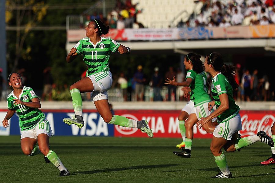 México terá liga profissional de futebol feminino pela primeira vez na história